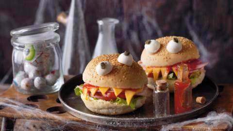 """Бургер """"Чудовище"""""""
