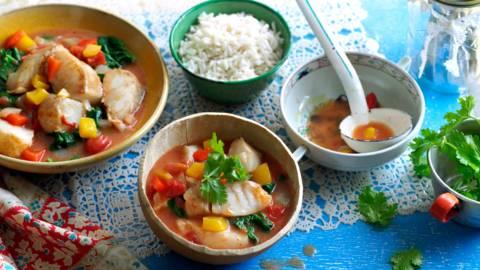 Южноамериканска рибена чорба