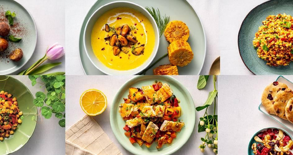 Виж рецепти от пролетта