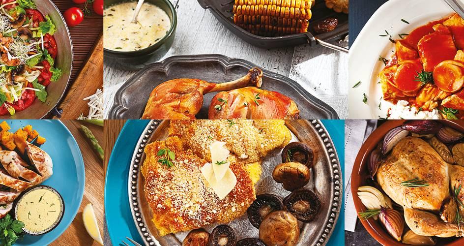 Любими рецепти с пилешко