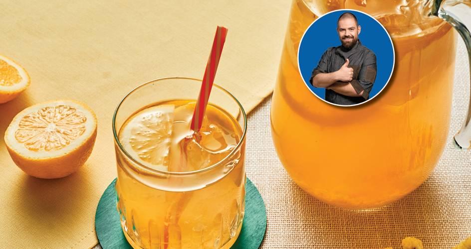 Студен чай по рецепта на шеф Шишков