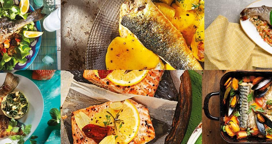 Любими рецепти с риба