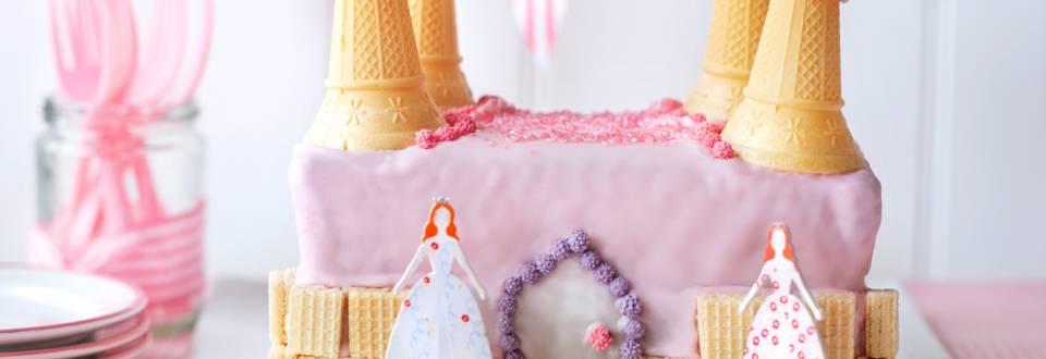 Замък за принцеси